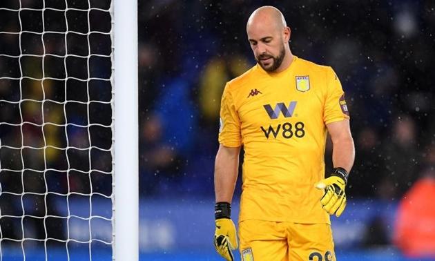 Aston Villa muốn giữ chân Pepe Reina - Bóng Đá