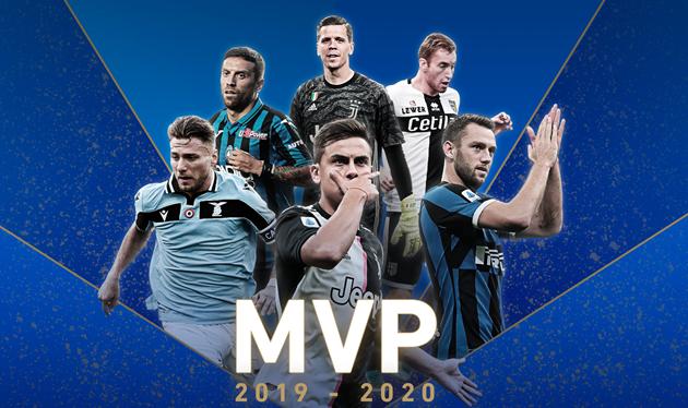 CHÍNH THỨC: Paulo Dybala trở thành cầu thủ xuất sắc nhất Serie A 2019 - 2020 - Bóng Đá