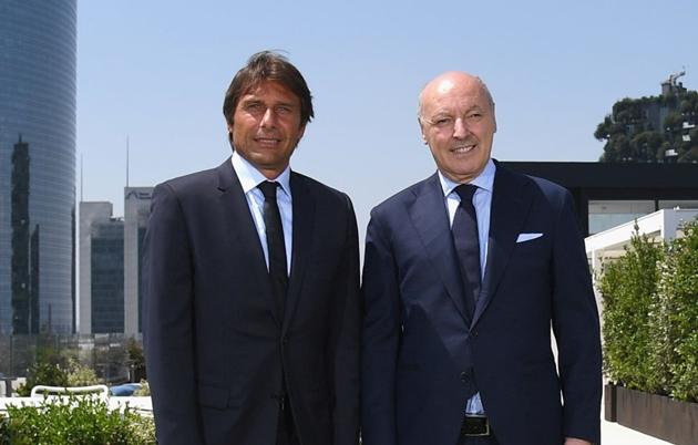 GIuseppe Marotta nói về mâu thuẫn với Conte - Bóng Đá
