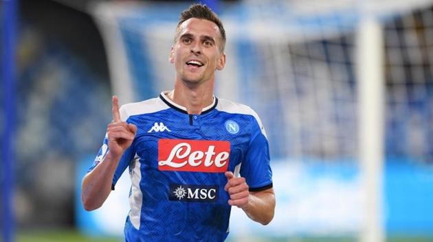 Milik không đến Juventus - Bóng Đá