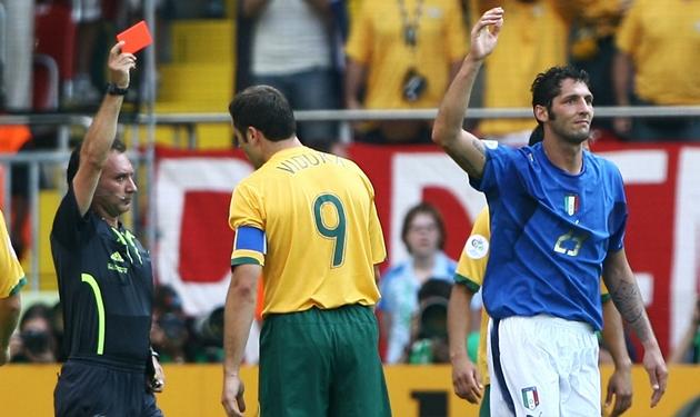 Materazzi và World Cup 2006 - Bóng Đá
