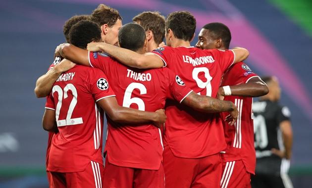 Gnabry, Lewandowksi tỏa sáng; Bayern Munich hiên ngang tiến vào chung kết Champions League - Bóng Đá