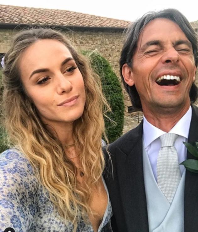 Nhan sắc bạn gái Filippo Inzaghi - Bóng Đá