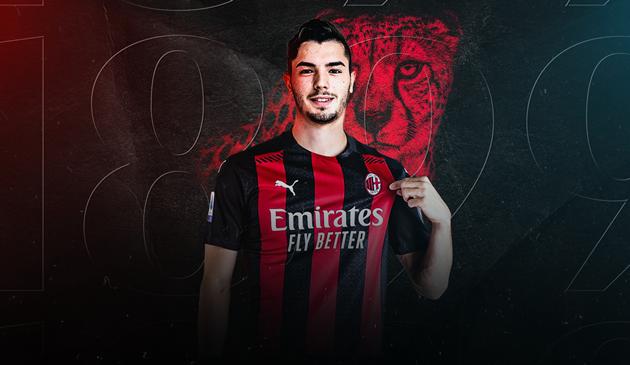 CHÍNH THỨC: Brahim Diaz gia nhập AC Milan - Bóng Đá