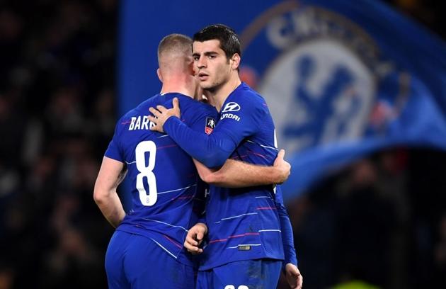 Juventus nhắm Alvaro Morata - Bóng Đá