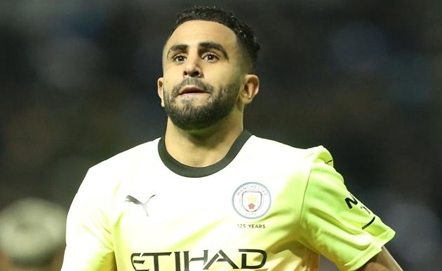 Real consider move for Mahrez - Bóng Đá