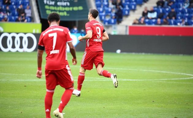 Bundesliga rung chuyển! Bayern Munich chấm dứt chuỗi 22 trận bất bại - Bóng Đá