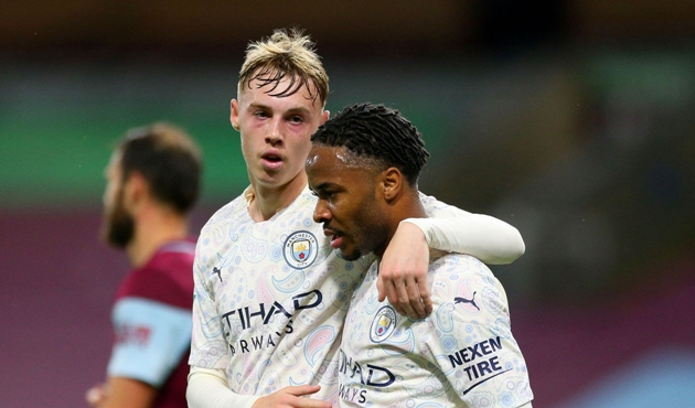 Guardiola underlined the future teenager Cole Palmer has ahead of him. - Bóng Đá