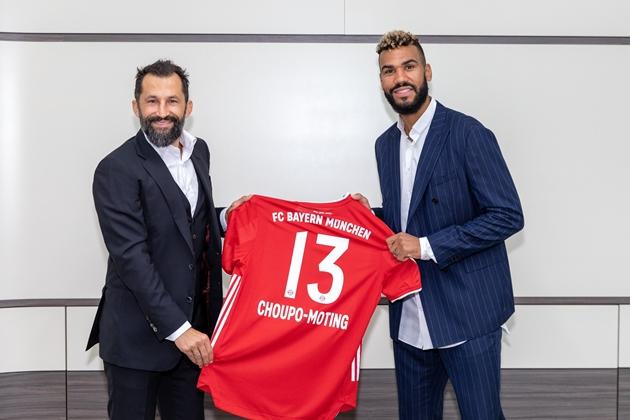 CHÍNH THỨC: Douglas Costa và Eric Maxim Choupo-Moting đến Bayern - Bóng Đá