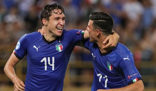Federico Chiesa, người khiến Juventus theo đuổi suốt 1 năm, là ai? - Bóng Đá