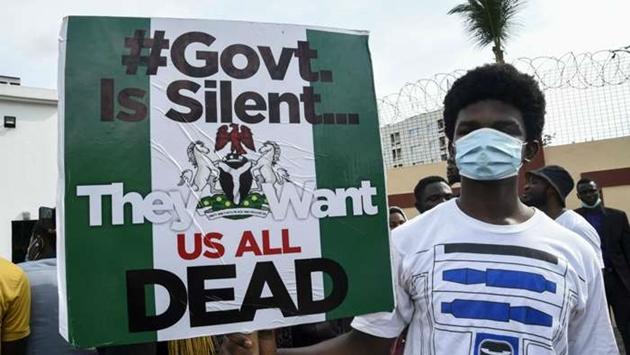 EndSARS: Ozil, Rashford, Rudiger, Kanoute join Nigeria protest against police brutality - Bóng Đá