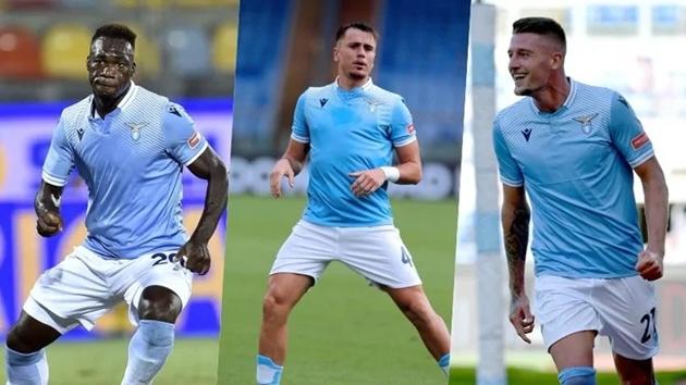 Bộ đôi cựu sao Liverpool hứa hẹn giúp Lazio khuynh đảo trời Âu - Bóng Đá