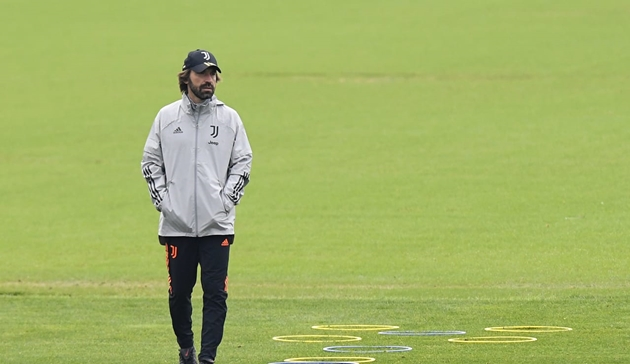 Juventus tập luyện - Bóng Đá