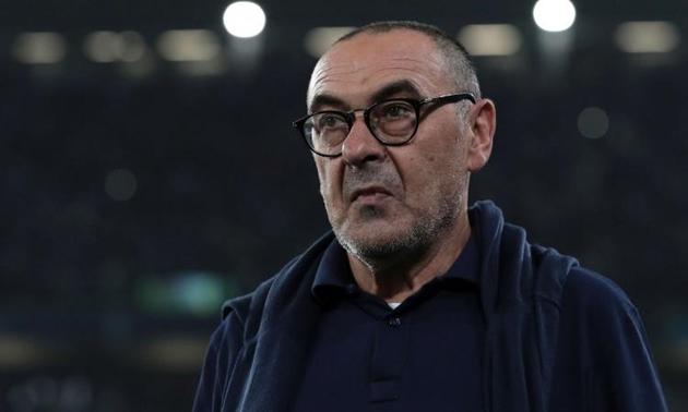 Sarri chuẩn bị dẫn dắt Fiorentina - Bóng Đá