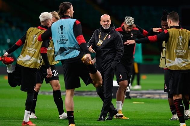 Pioli: AC Milan có sức mạnh tinh thần - Bóng Đá