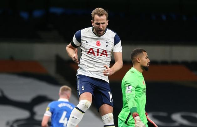 Jose Mourinho defends Harry Kane over controversial penalty incident - Bóng Đá