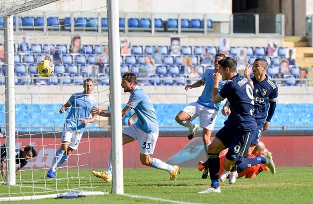 Ronaldo mở tỷ số, Juve vẫn đánh rơi chiến thắng phút 90+5 - Bóng Đá