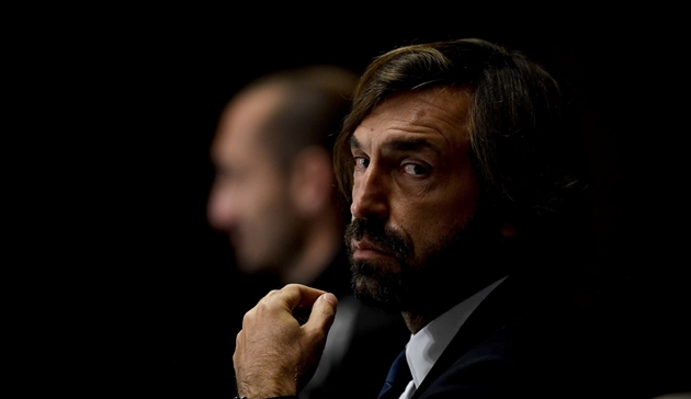 Pirlo chìm vào bóng tối và 12 khoảnh khắc ấn tượng của Juve trong tháng 10/2020 - Bóng Đá