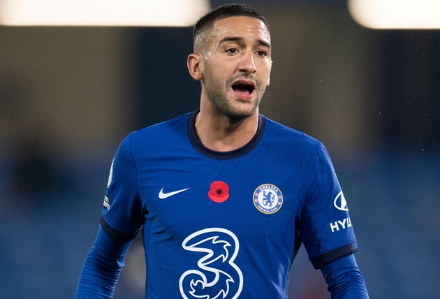Hakim Ziyech has already replaced Willian as Chelsea are tipped to challenge Liverpool - Bóng Đá