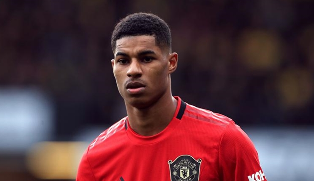 Marcus Rashford issues plea to 'protect' hungry children during Children in Need - Bóng Đá