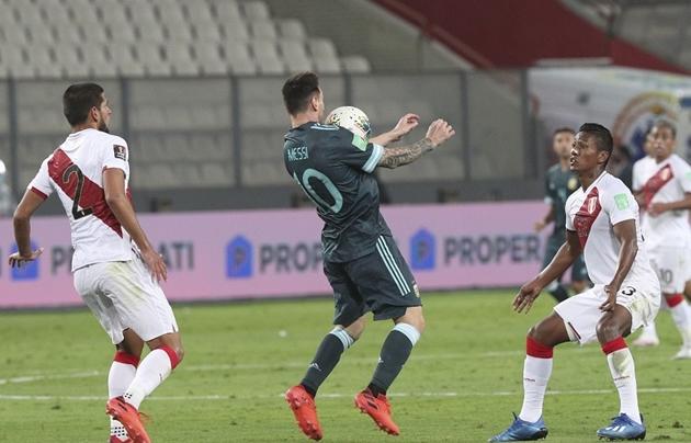 Messi im tiếng, sao Inter