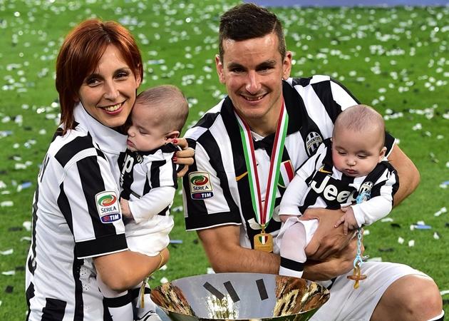 CHÍNH THỨC: Padoin của Juventus tuyên bố giải nghệ - Bóng Đá