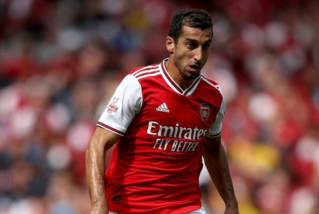 Arsenal có nhớ Mkhitaryan? - Bóng Đá