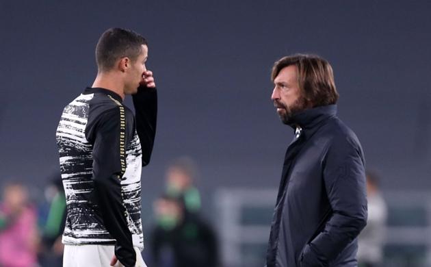 Tầm ảnh hưởng của Ronaldo ở Juve đang lớn hơn cả Pirlo? - Bóng Đá