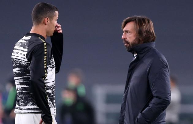 Góc Juventus: Khi Ronaldo đang khiến Pirlo phải chịu áp lực lớn - Bóng Đá