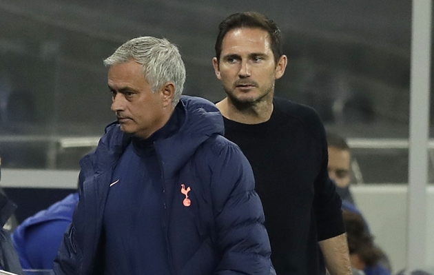Harry Redknapp opens up on Frank Lampard's row with Jose Mourinho after chat with Chelsea boss - Bóng Đá