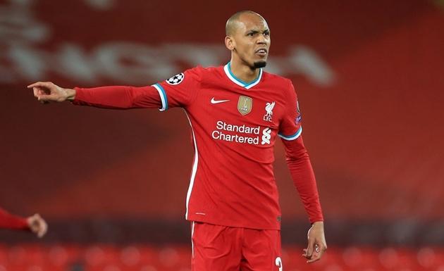 Đội hình dự kiến Liverpool - Ajax - Bóng Đá