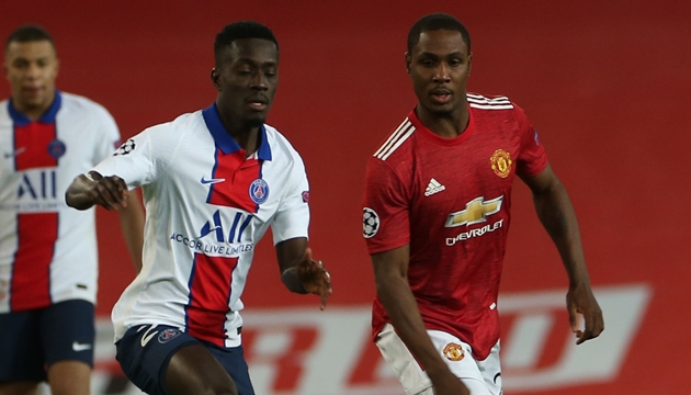 Manchester United Striker Ighalo Delighted To Make Champions League Debut - Bóng Đá