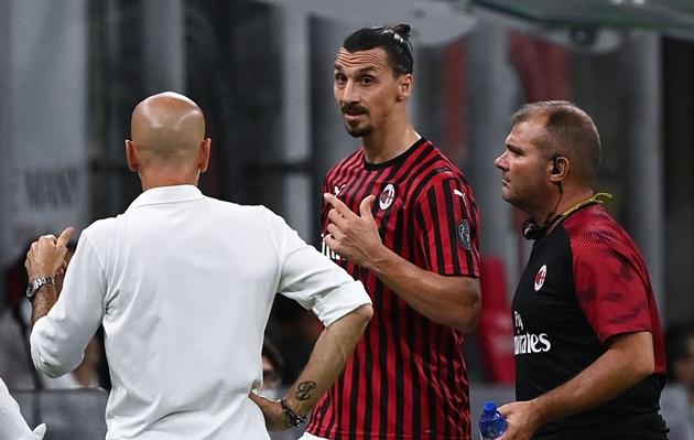 Pioli tiết lộ bí quyết giúp giữ chân Ibrahimovic - Bóng Đá