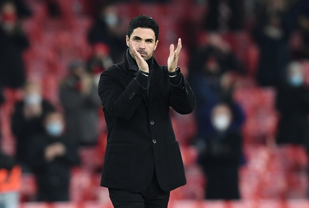 Arteta needs to review what has changed since his early success - Bóng Đá