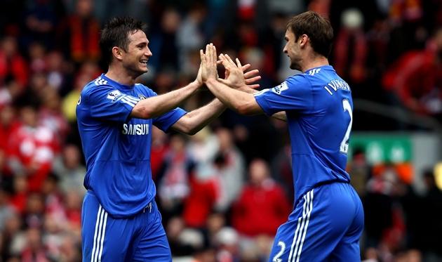 Frank Lampard đáp lời Ivanovic về khả năng dẫn dắt ĐT Anh - Bóng Đá