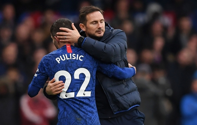 If Pulisic isn't ready, Chelsea should consider a switch to the 3-5-2 - Bóng Đá