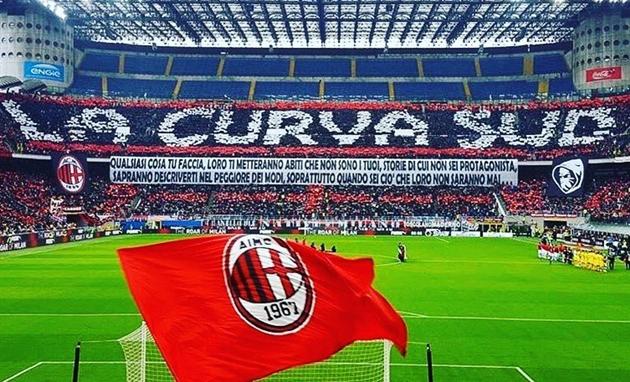 Ảnh sinh nhật AC Milan - Bóng Đá