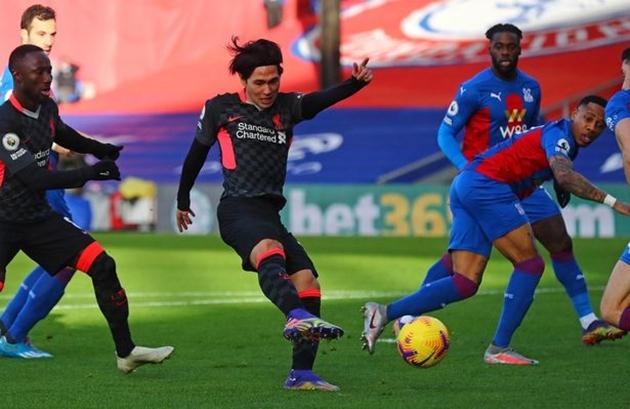 5 điểm nhấn trận Crystal Palace 0-7 Liverpool: Tạm biệt
