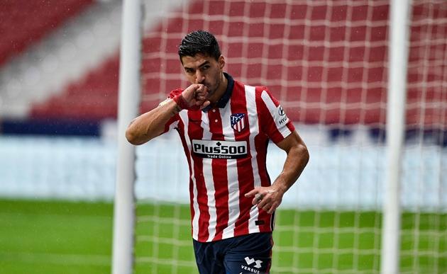 Nc247info tổng hợp: Suarez lập cú đúp cho Atletico, HLV Simeone không tiếc lời khen ngợi