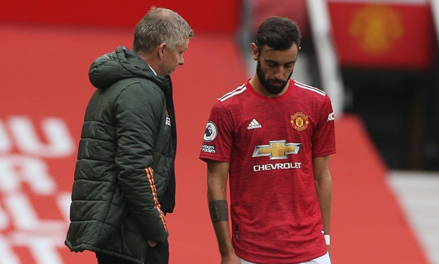 Bruno Fernandes concern has given Manchester United extra motivation vs Leicester City - Bóng Đá