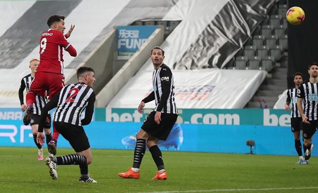 5 thống kê đáng chú ý trận Newcastle - Liverpool - Bóng Đá