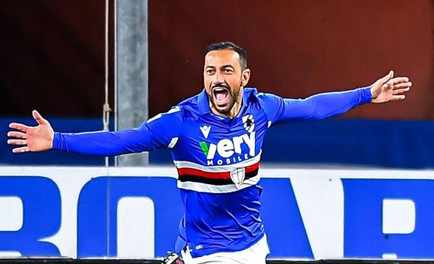 Juventus chi 500 nghìn euro chiêu mộ Quagliarella - Bóng Đá