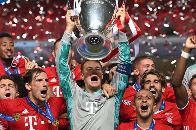 Manuel Neuer named Germany's Player of the Year - Bóng Đá