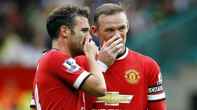 Juan Mata nói về Rooney - Bóng Đá