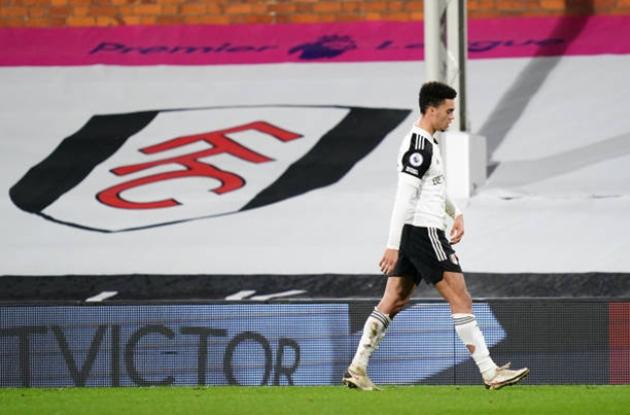 Thẻ đỏ trận Fulham-Chelsea - Bóng Đá