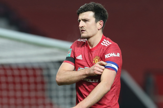Harry Maguire names the former Manchester United captain he speaks to for advice - Bóng Đá