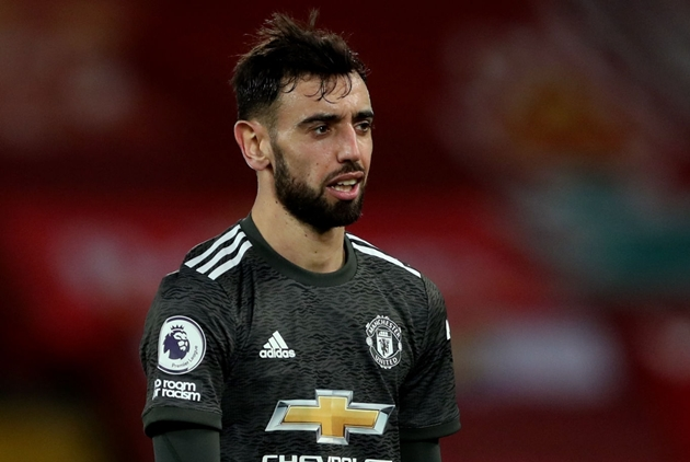 Manchester United manager Ole Gunnar Solskjaer speaks out on Bruno Fernandes form - Bóng Đá