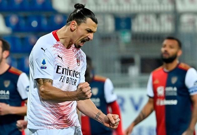 Ibra nói về việc Mandzukic đến Milan - Bóng Đá