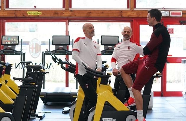 Mandzukic ra mắt Milan - Bóng Đá