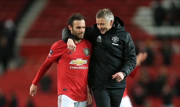 Manchester United yet to decide on Juan Mata future - Bóng Đá